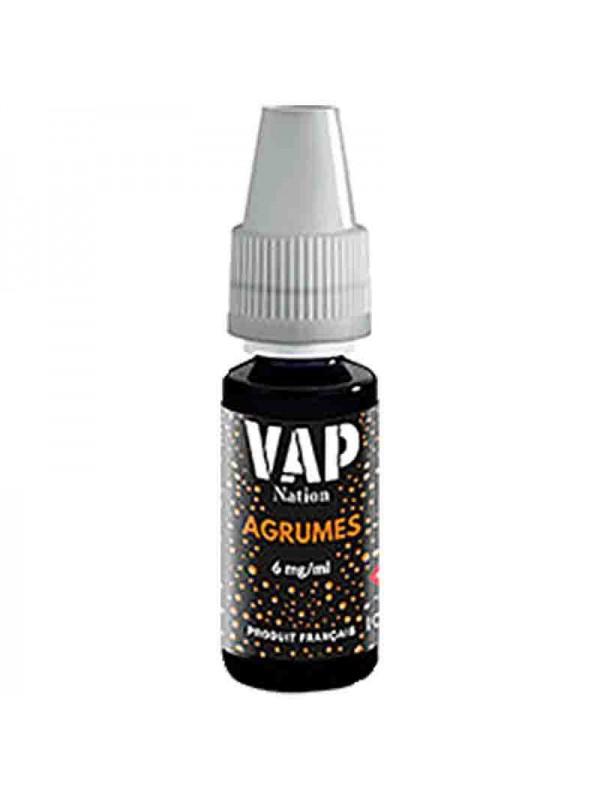 E-Liquide Vap Nation Agrume