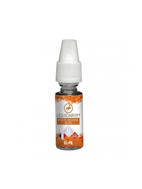 E-Liquide Liquidarom Fruits Rouges 50/50