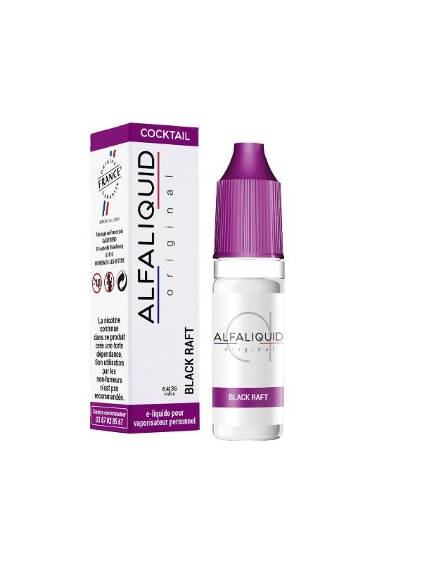 E-Liquide Alfaliquid Black Raft