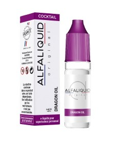 E-Liquide Alfaliquid Dragon Oil