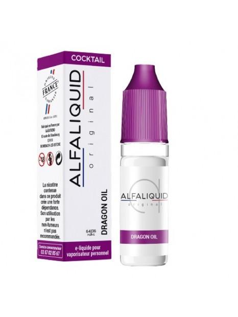 E-Liquide Alfaliquid Dragon Oil