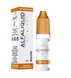 E-Liquide Alfaliquid Réglisse