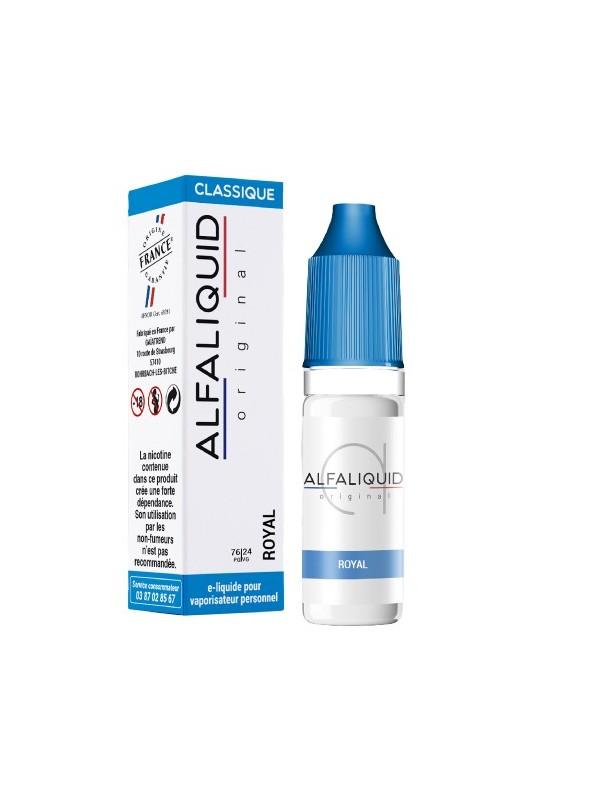 E-Liquide Alfaliquid Royal