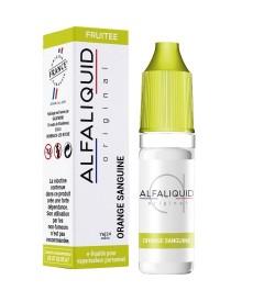 E-Liquide Alfaliquid Orange Sanguine