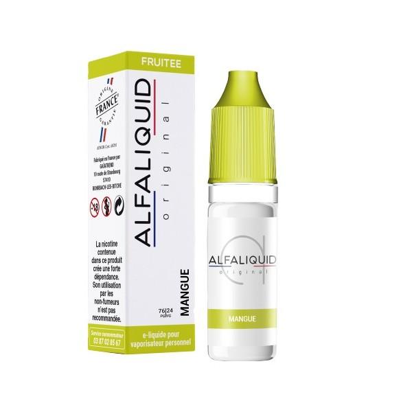 E-Liquide Alfaliquid Mangue