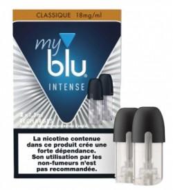 Capsules Blu Myblu Intense Classique