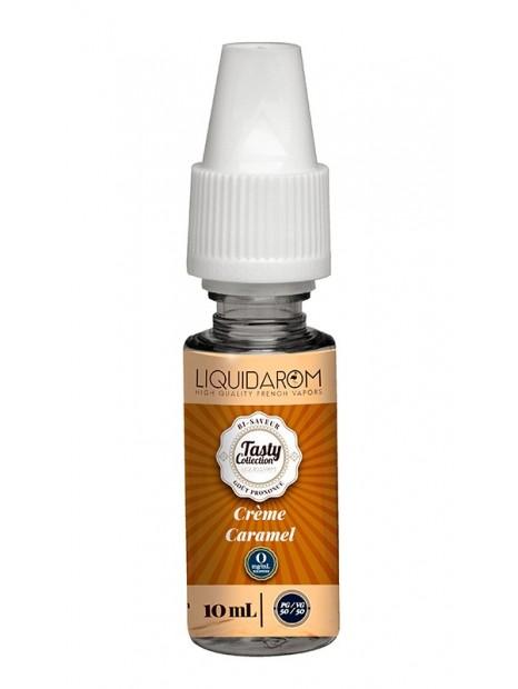 E-Liquide Liquidarom Tasty Collection Crème Caramel