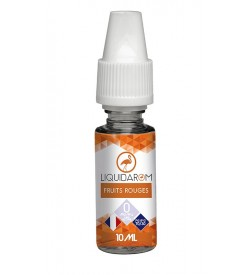 E-Liquide Liquidarom Fruits Rouges