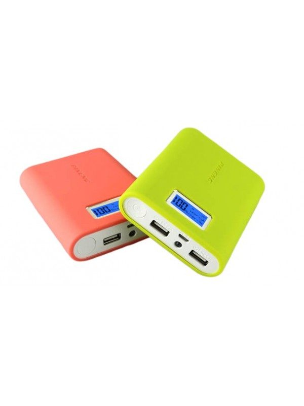 Housse Silicone Batterie Externe Pineng PN-988