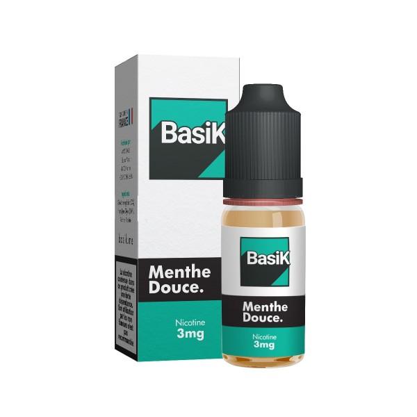 Sel de Nicotine Basik Menthe Douce