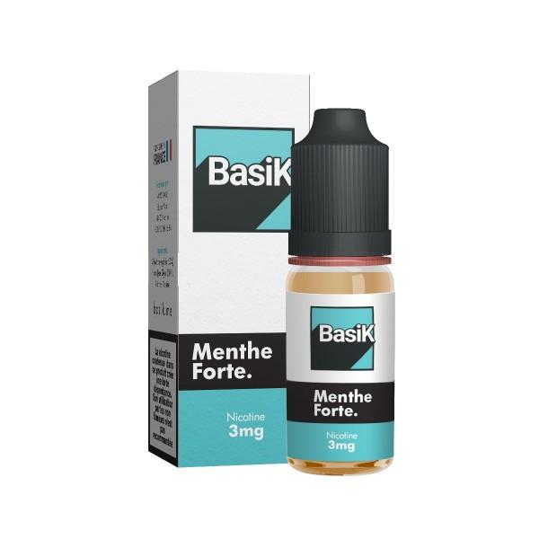 Sel de Nicotine Basik Menthe Forte