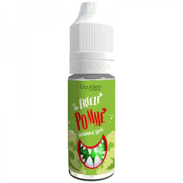 E-Liquide Liquideo Freeze Pomme
