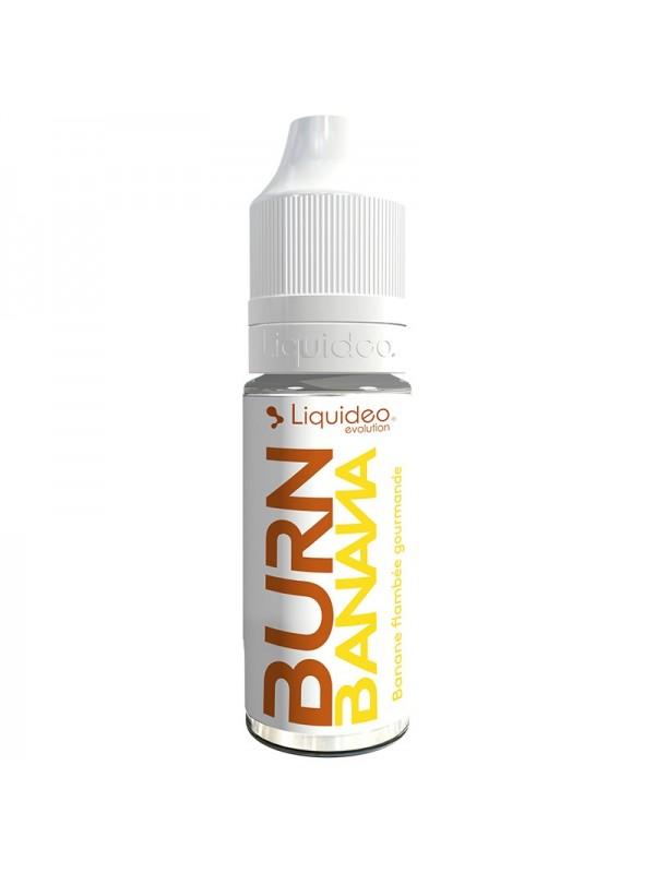 E-Liquide Liquideo Burn Banana