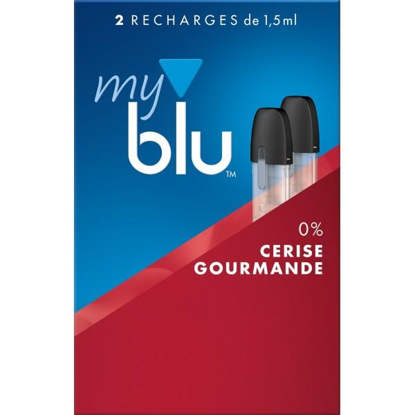 Capsules Blu Myblu Cerise Gourmande