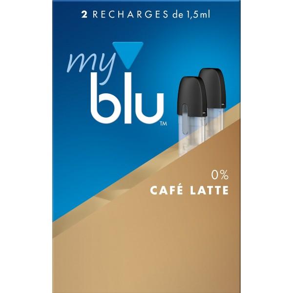 Capsules Blu Myblu Café Latte