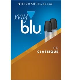 Capsules Blu Myblu Classique