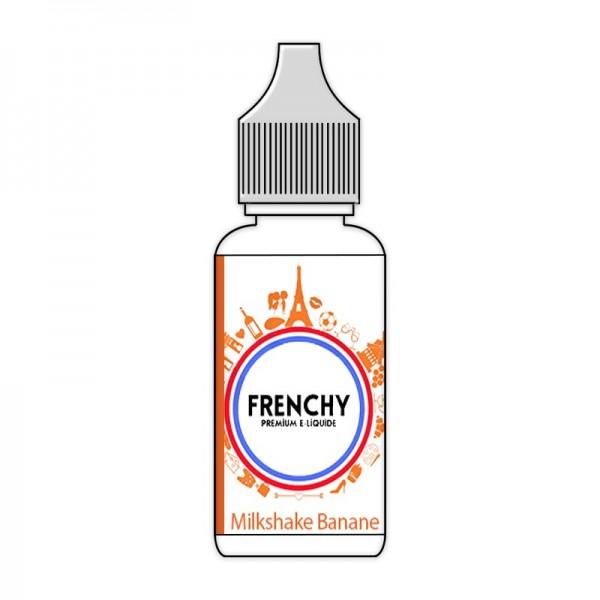 E-Liquide Frenchy Milkshake Banane