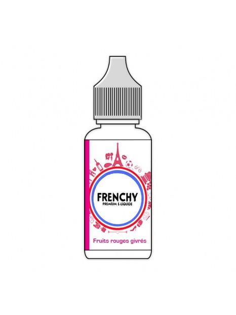 E-Liquide Frenchy Fruits Rouges Givrés