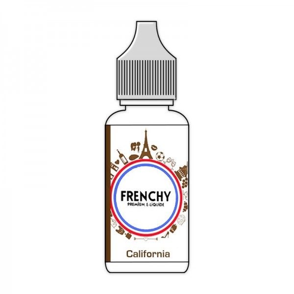 E-Liquide Frenchy California