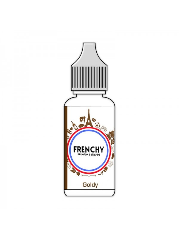 E-Liquide Frenchy Goldy