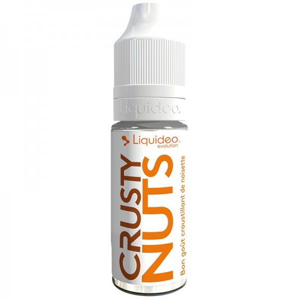 E-Liquide Liquideo Crusty Nuts