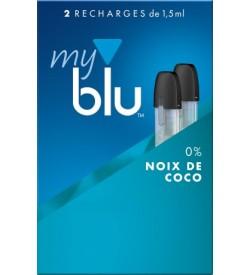 Capsules Blu Myblu Noix de Coco