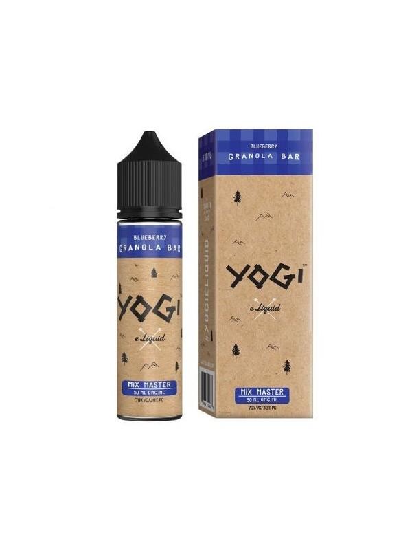 E-Liquide Yogi Blueberry Granola 50mL