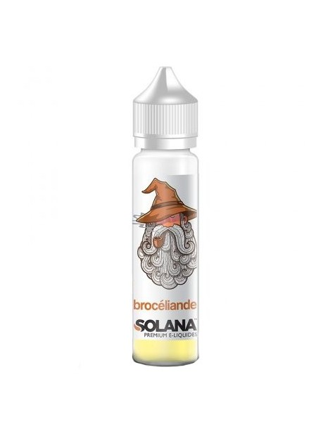 E-Liquide Solana Brocéliande 50mL