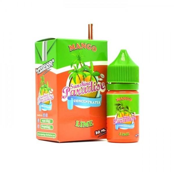 Concentré Sunshine Paradise Mango Lime 30mL