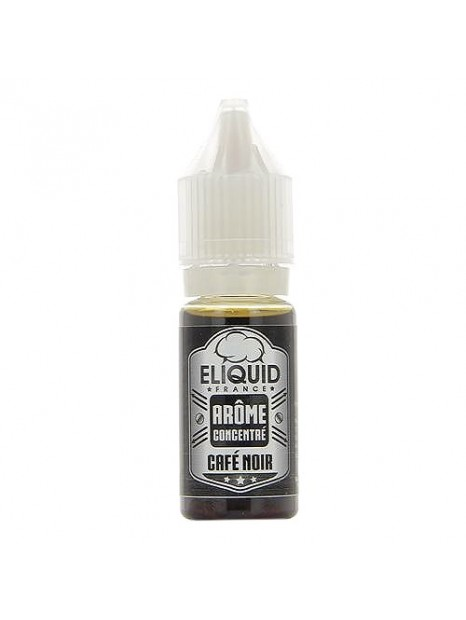 Concentré Eliquid France Café Noir 10mL