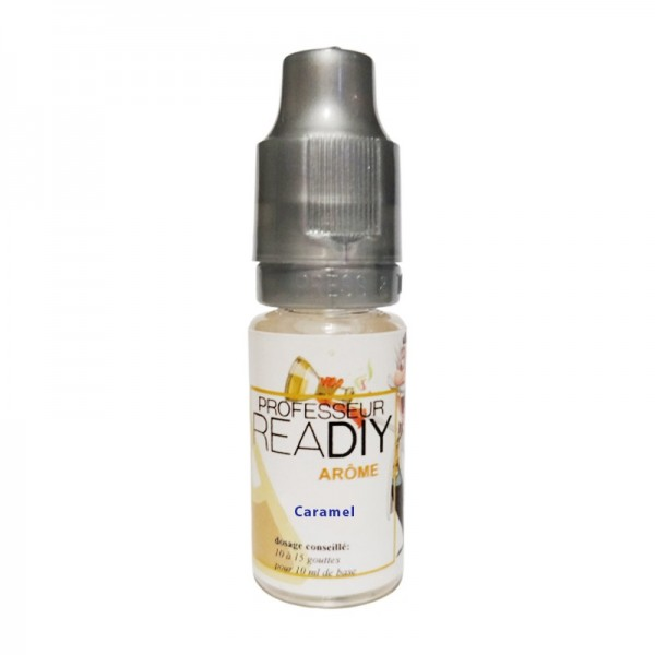 Concentré Professeur Readiy Caramel 10mL