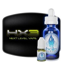 E-liquide HALO Hx3