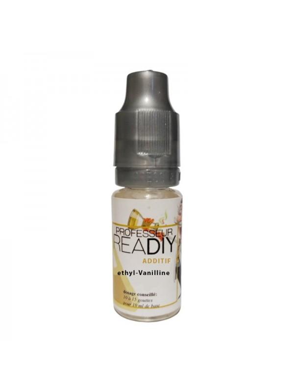 Additif Professeur Readiy Ethyl-Vanilline 10mL
