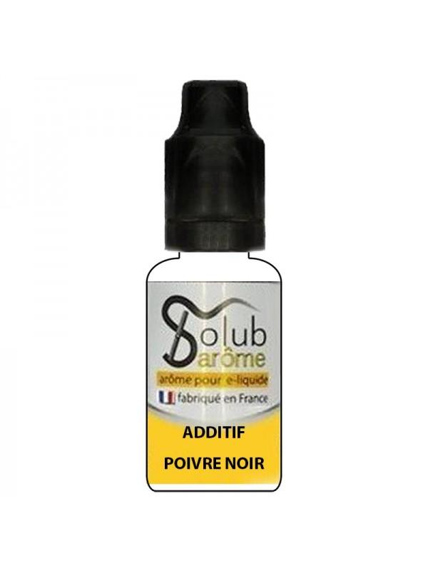 Additif Solub Arôme Poivre Noir 10mL