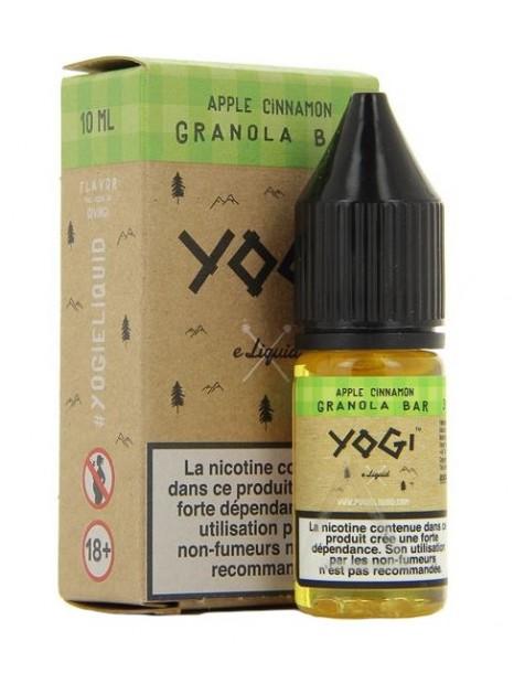 E-Liquide Yogi Apple Cinnamon 10mL