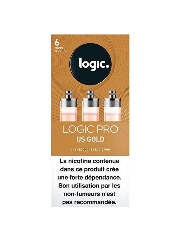 Capsules Logic Pro US Gold