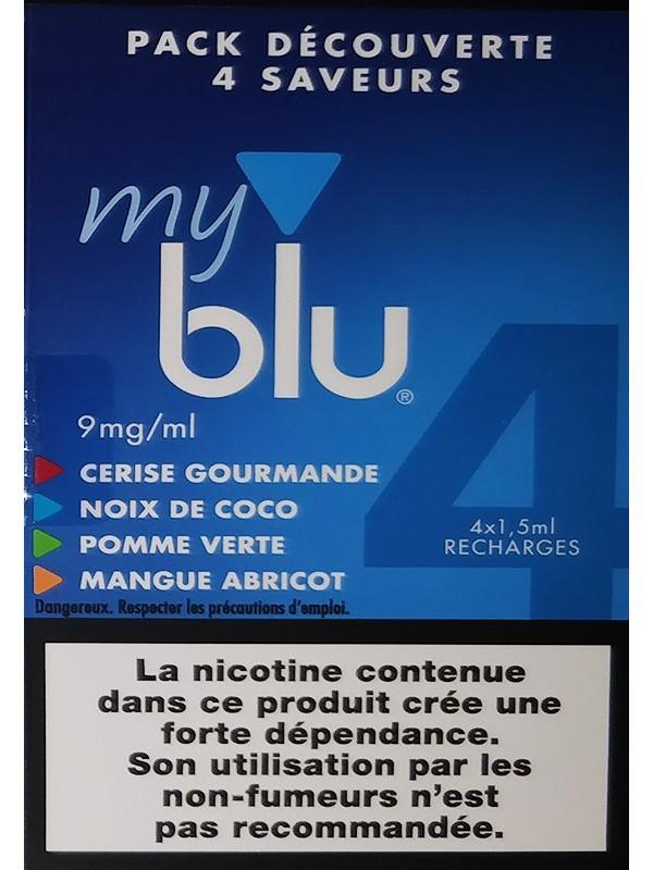 Pack de Découverte Blu MyBlu