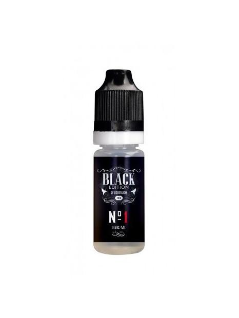 E-Liquide Black Edition N°1