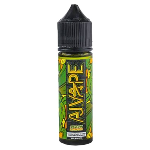 E-Liquide AJ Vape Peach Lemon 50mL
