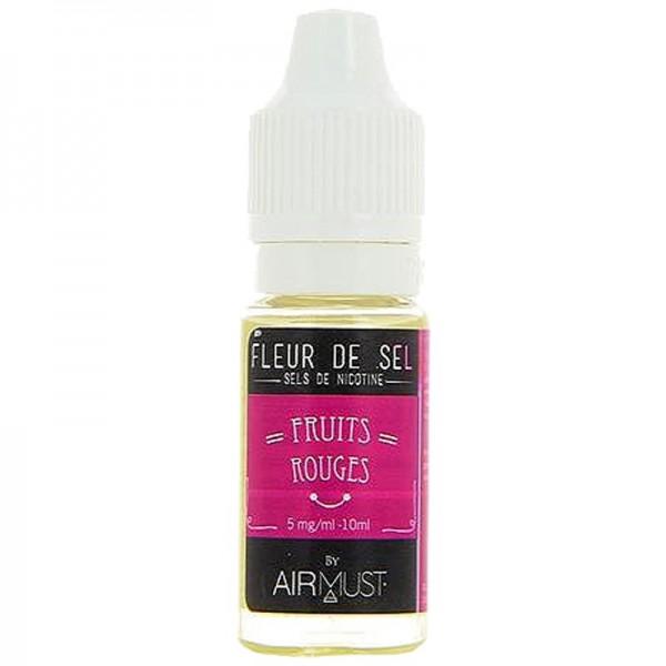 E-Liquide Fleur de Sel Fruits Rouges