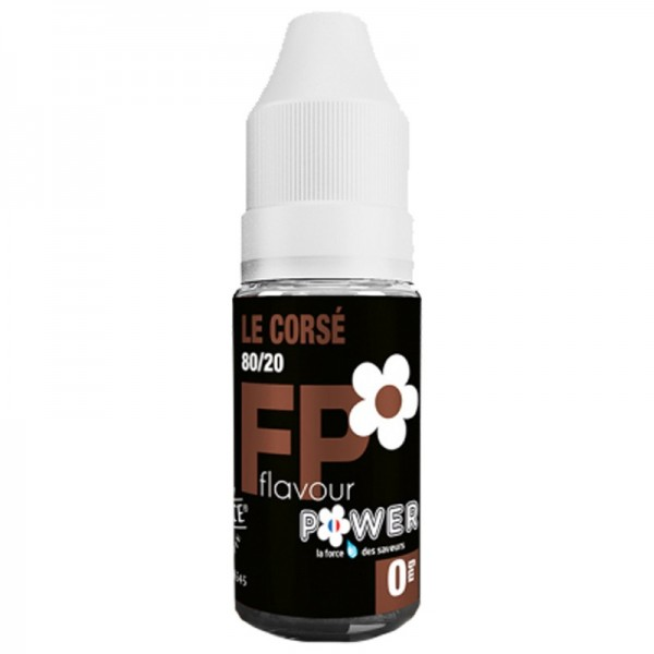 E-Liquide Flavour Power Le Corsé