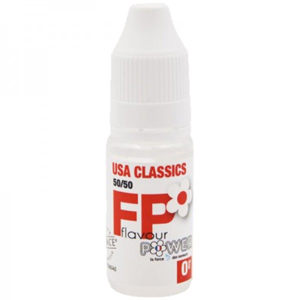 E-Liquide Flavour Power USA Classics 50/50