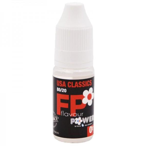 E-Liquide Flavour Power USA Classics