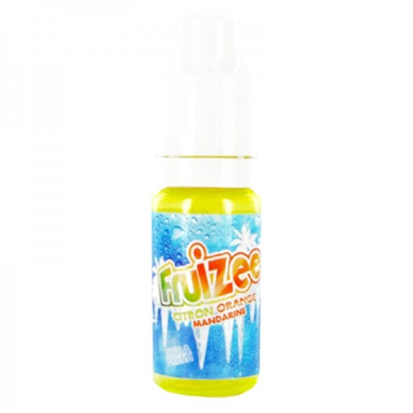 E-Liquide Fruizee Citron Orange Mandarine