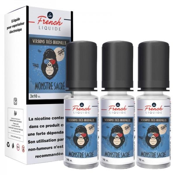 E-Liquide Le French Liquide Monstre Sacré