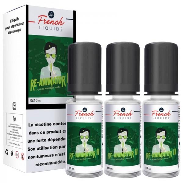 E-Liquide Le French Liquide Re-Animator 2