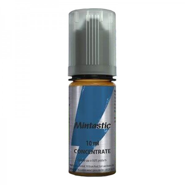 Concentré T-Juice Mintastic 10mL