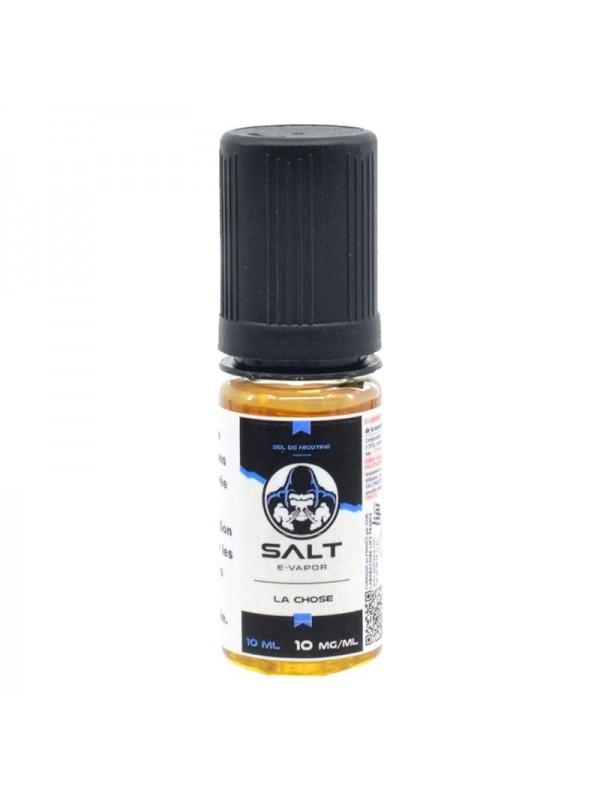 Sel de Nicotine Salt E-Vapor La Chose