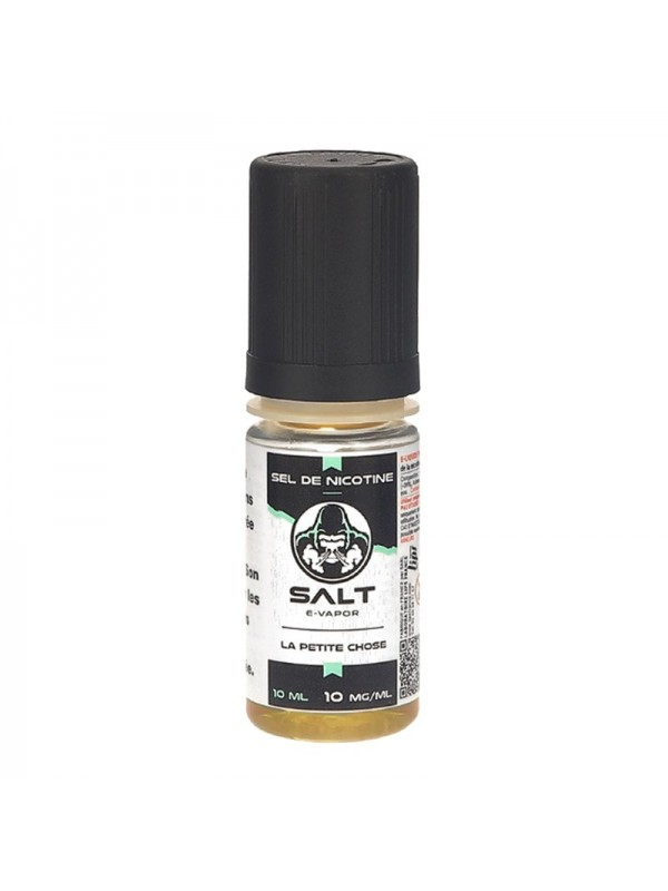 Sel de Nicotine Salt E-Vapor La Petite Chose