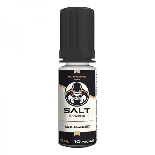 Sel de Nicotine Salt E-Vapor USA Classic